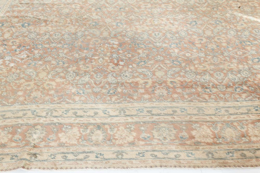 Antique Persian Tabriz Rug BB7161