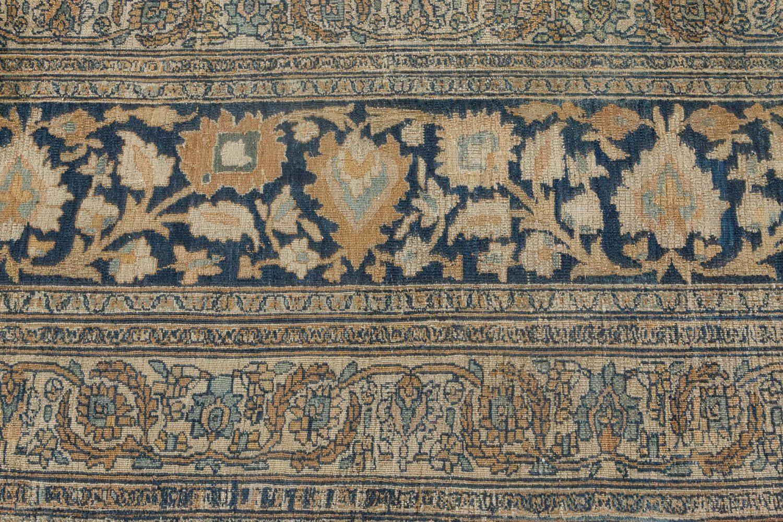 Antique Persian Meshad Carpet BB7163