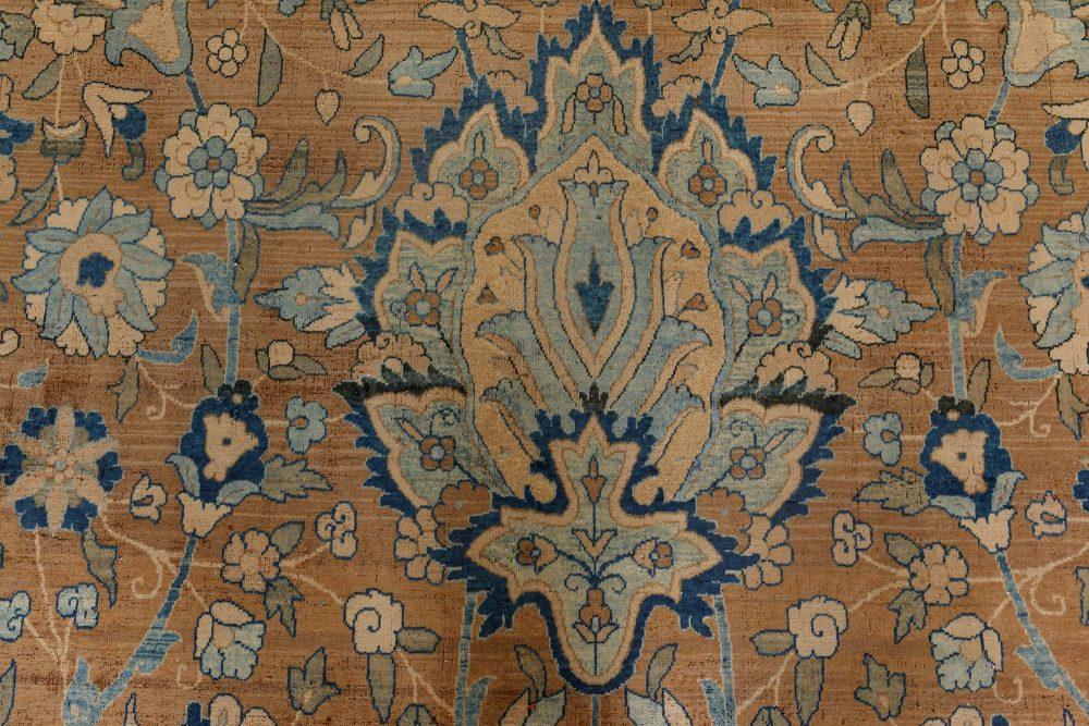 Antique Persian Kirman Carpet (Size Adjusted) BB7166