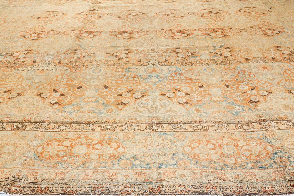 Antique Persian Tabriz Carpet BB7172