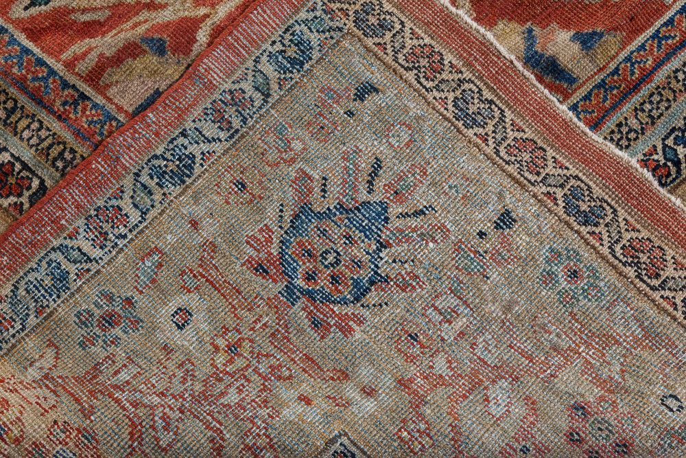 Antique Persian Sultanabad Rug BB7190
