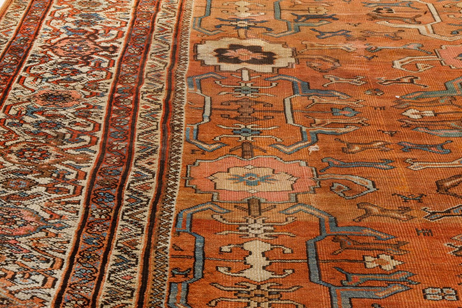Antique Persian Sultanabad Rug BB7195