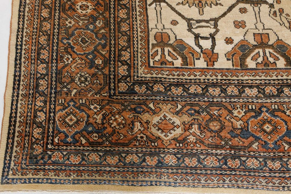 Antique Persian Sultanabad Carpet BB7196