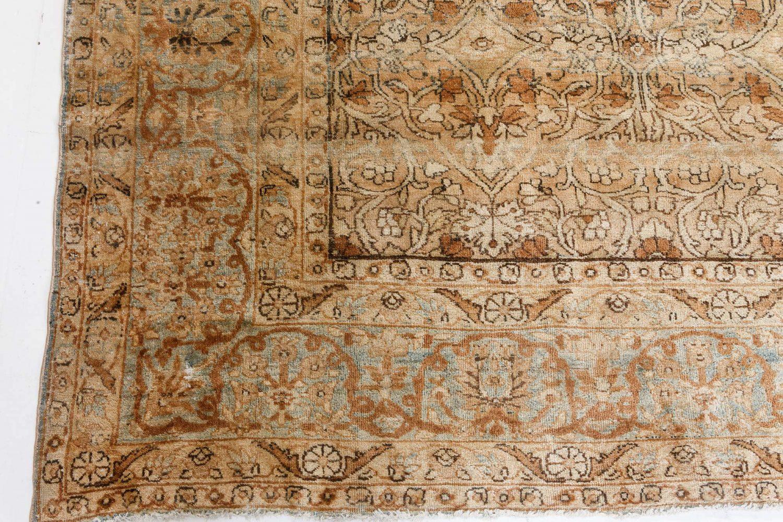 Antique Persian Kirman Rug BB7217