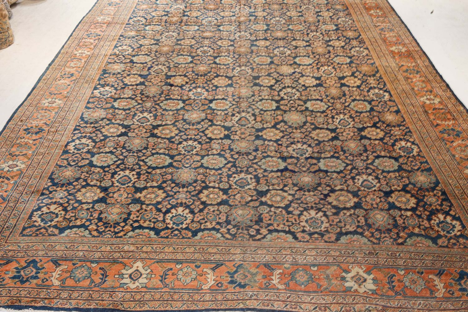 Vintage Persian Sultanabad Rug BB7222