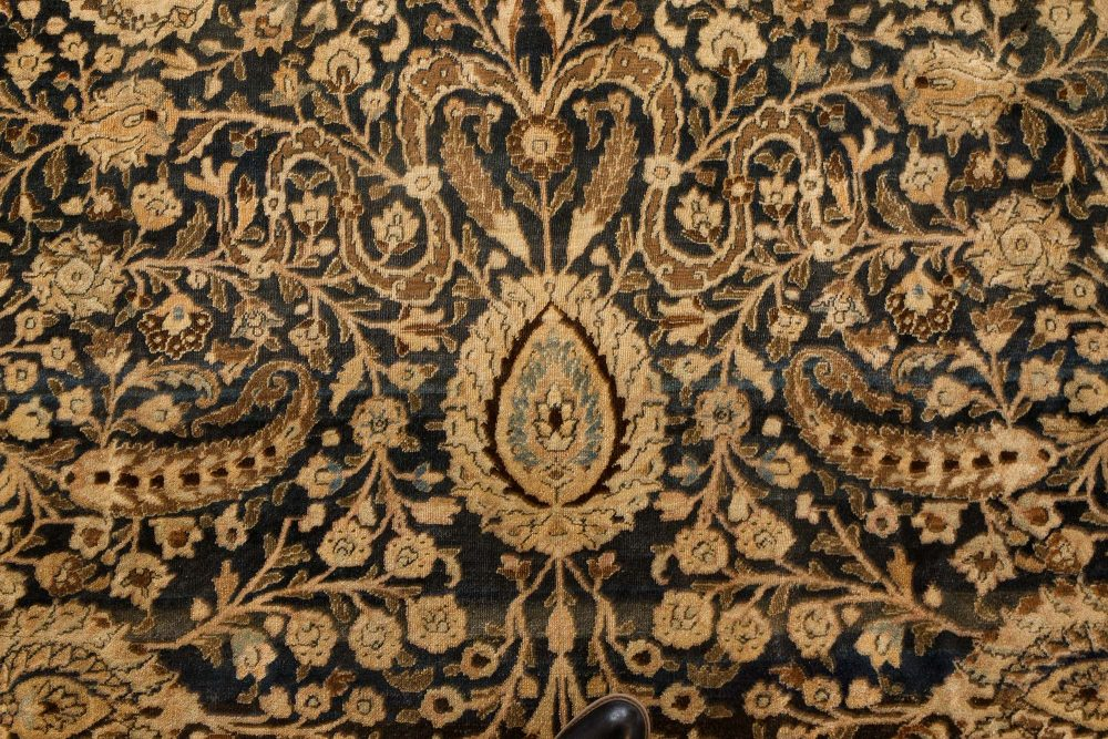 Antique Persian Khorassan Rug BB7236
