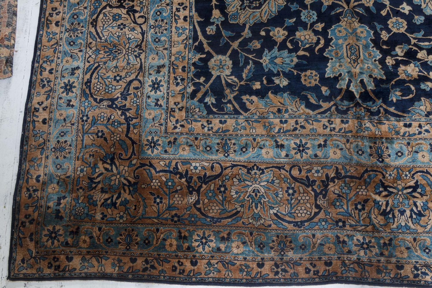 Antique Persian Kirman Rug BB7240