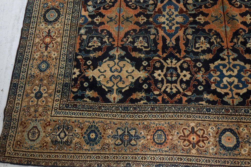 Antique Persian Malayer Rug BB7241