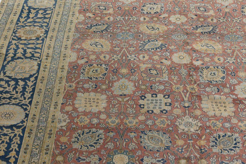Large Antique Persian Tabriz Rug BB7246