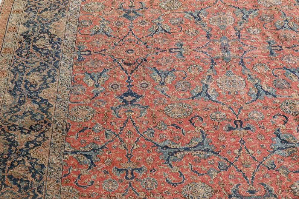 Antique Persian Tabriz Rug BB7248
