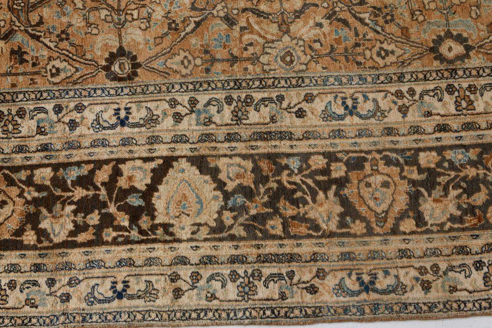 Antique Persian Meshad Carpet BB7250