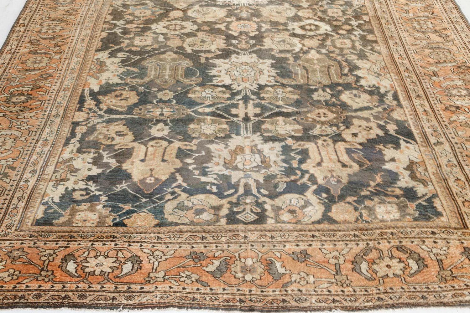 Vintage Persian Sultanabad Rug BB7257