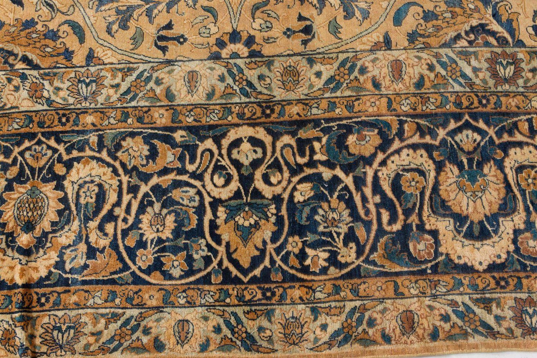 Oversized Antique Persian Kirman Carpet BB7258