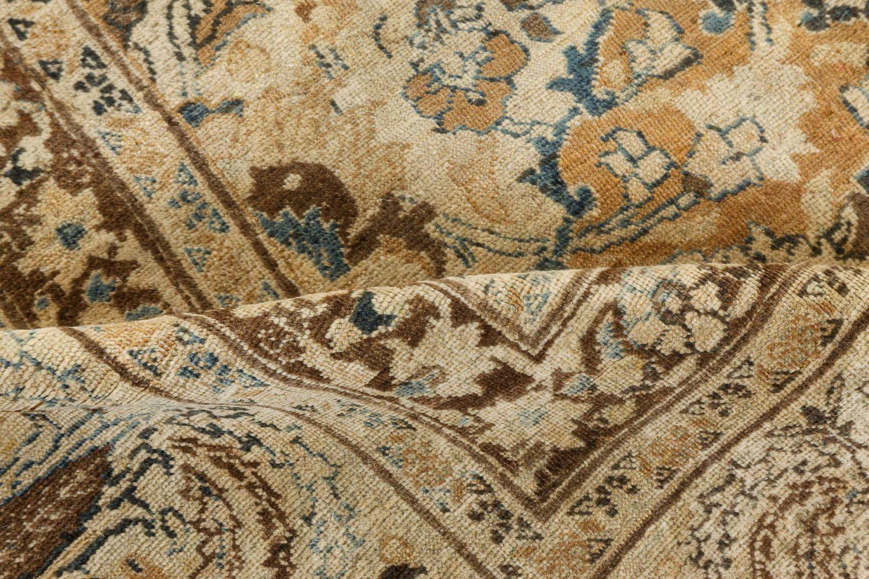 Antique Persian Meshad Rug BB7261