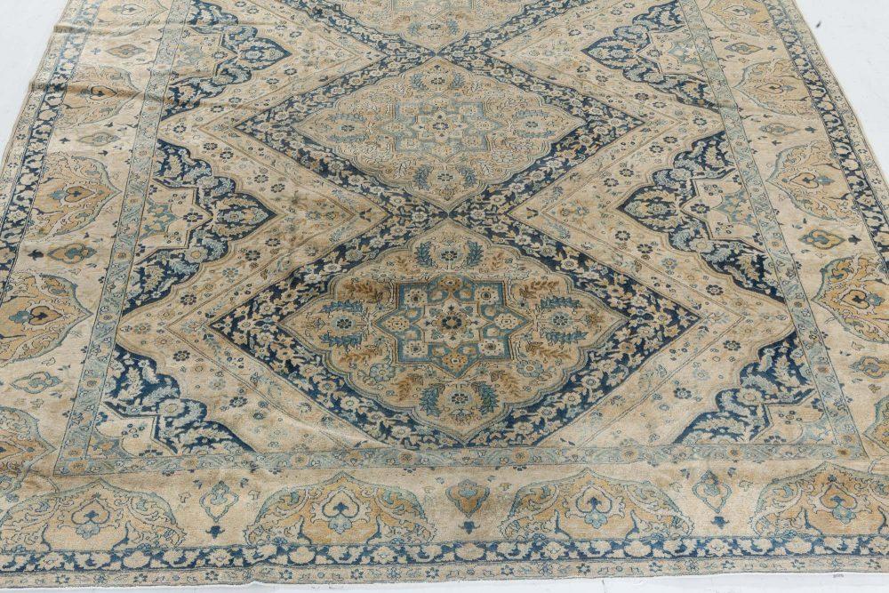 Antique Persian Tabriz Carpet BB7267