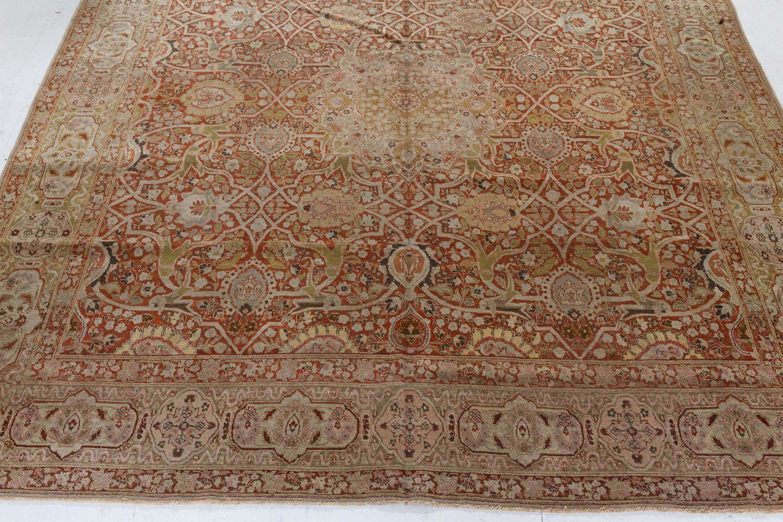 Antique Persian Tabriz Rug BB7278
