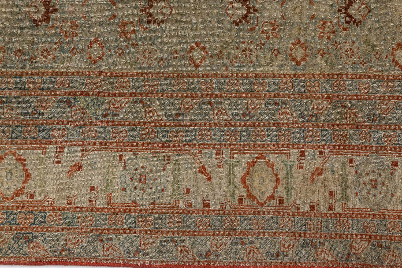 Vintage Persian Tabriz Rug BB7281
