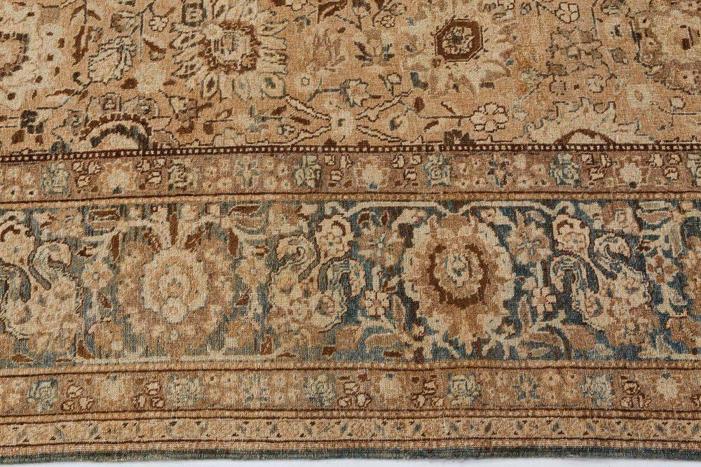 Antique Persian Tabriz Carpet BB7283