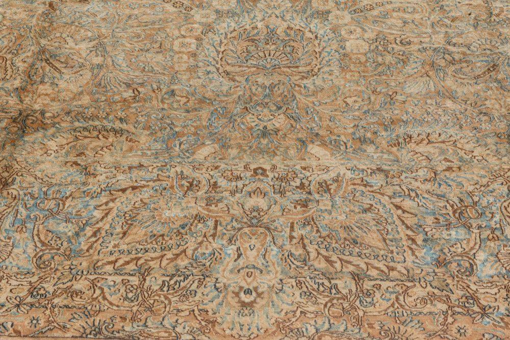 Antique Persian Kirman Rug BB7287