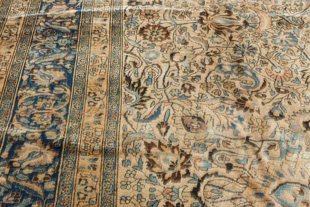Antique Persian Meshad Carpet BB7289
