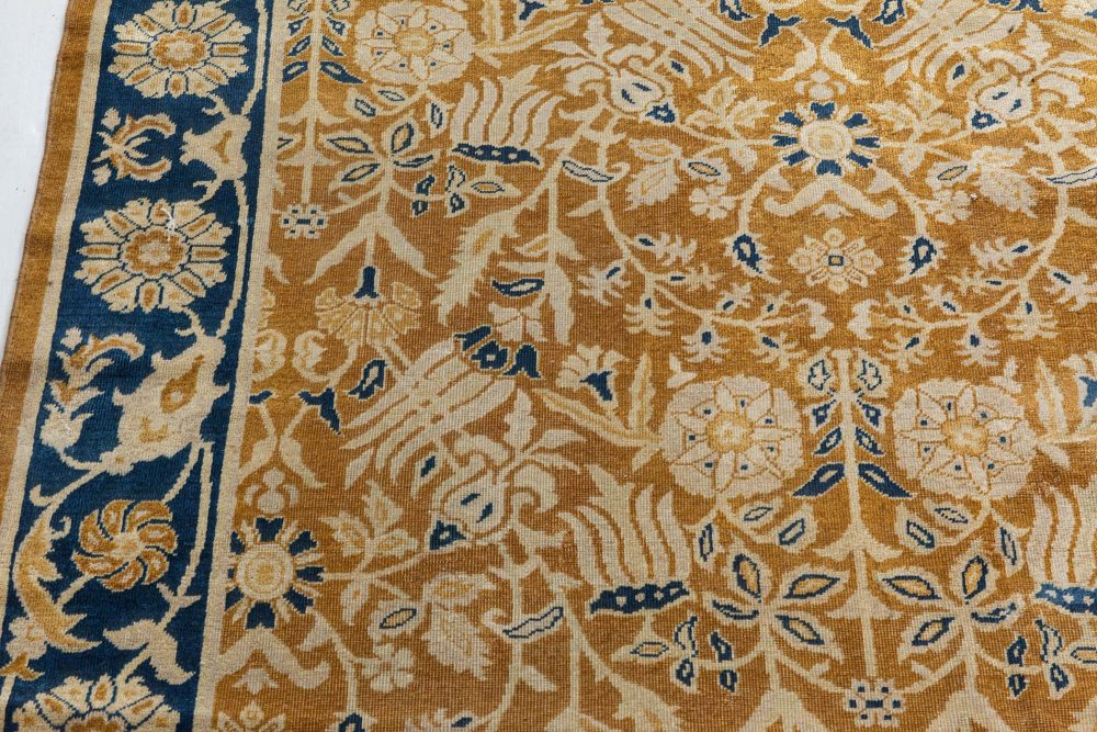 Antique Indian Rug BB7298