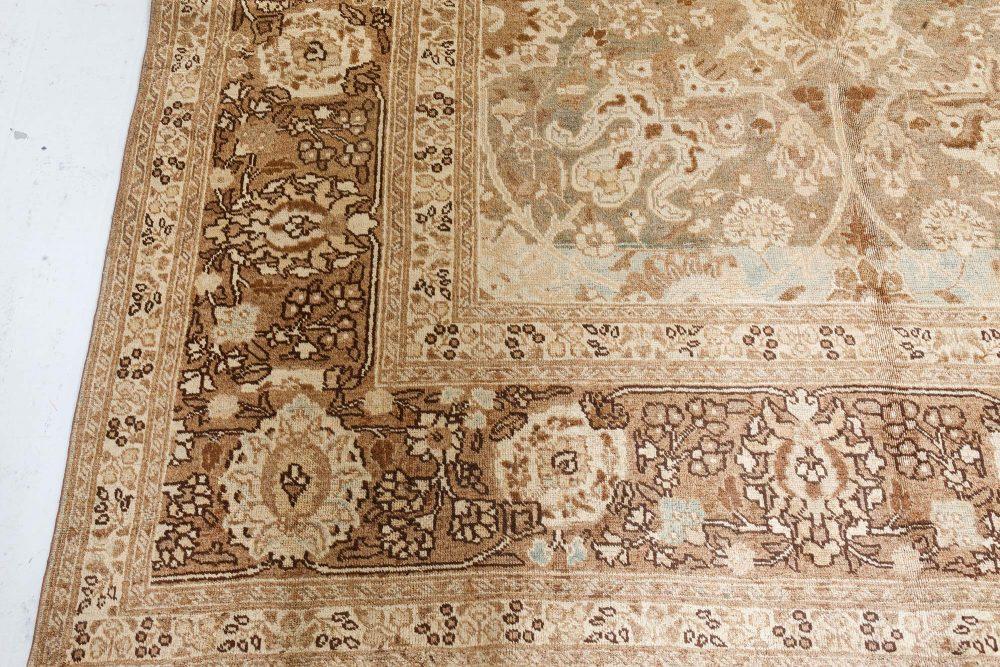 Antique Persian Tabriz Rug BB7307