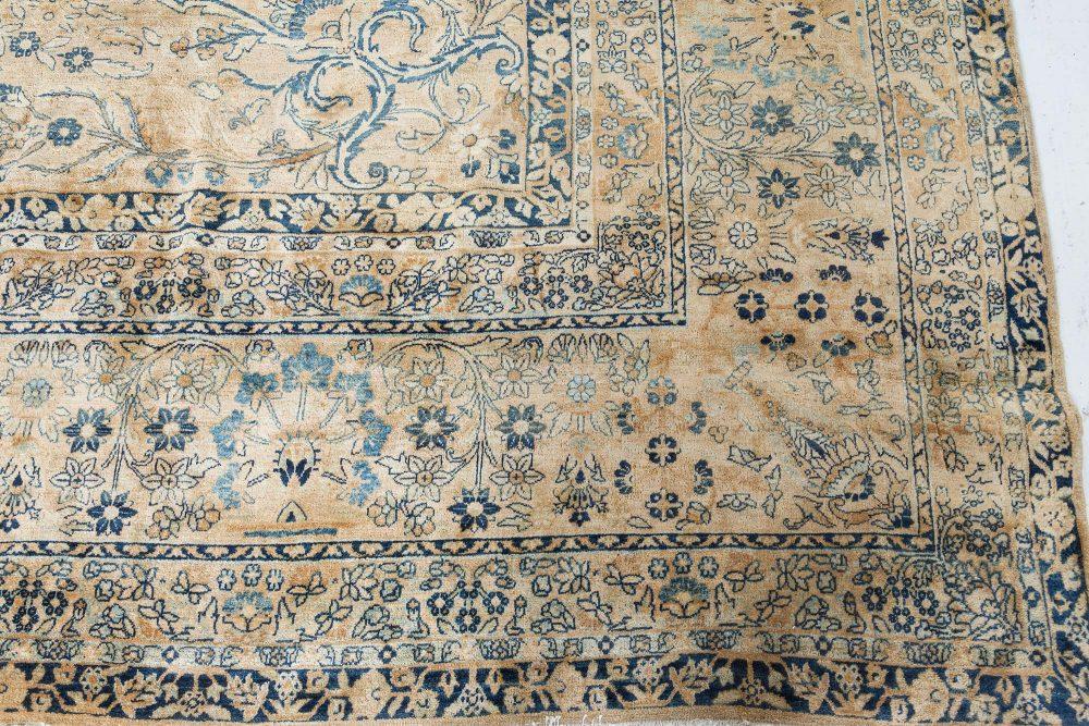 Antique Persian Kirman Rug BB7317