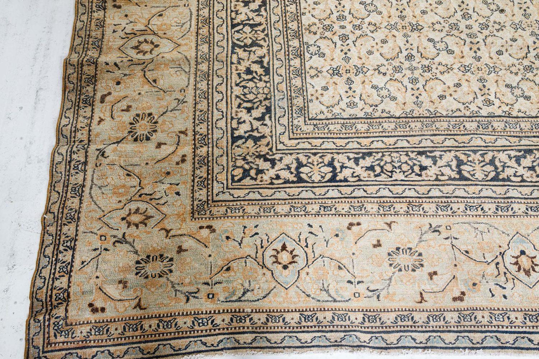 Antique Persian Meshad Carpet BB7318