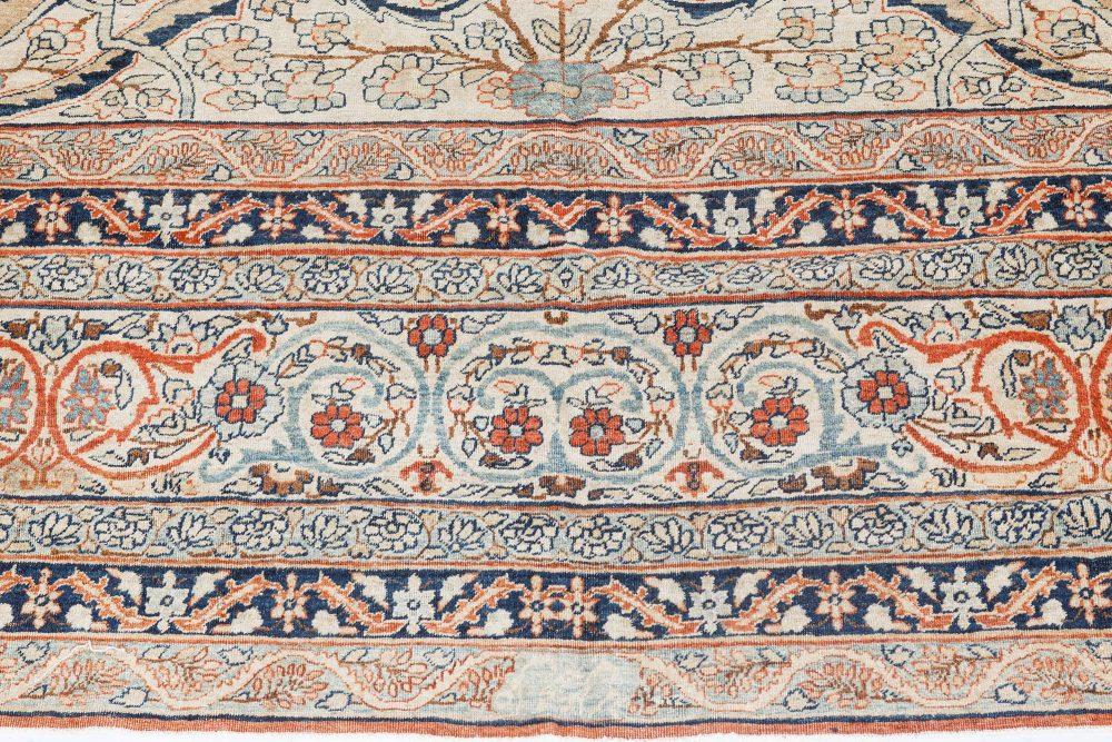 Antique Persian Kirman Carpet BB7319