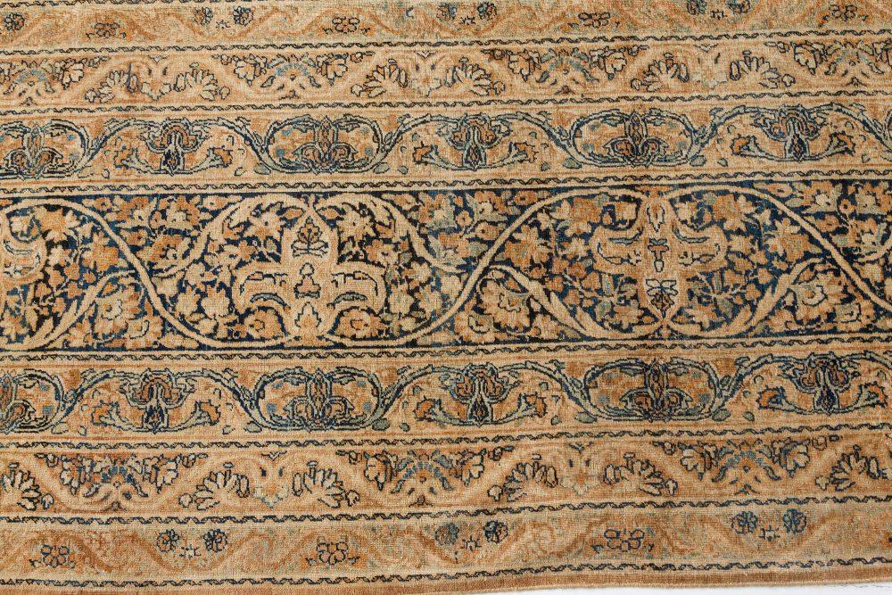 Large Antique Persian Kirman Rug BB7320