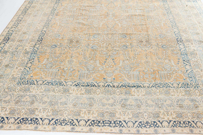 Vintage Persian Kirman Carpet BB7324