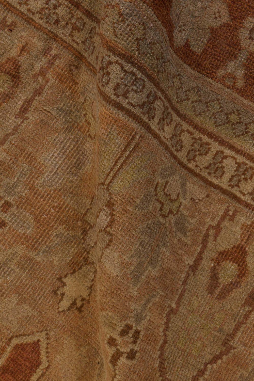 Antique Indian Amritsar Carpet BB7334