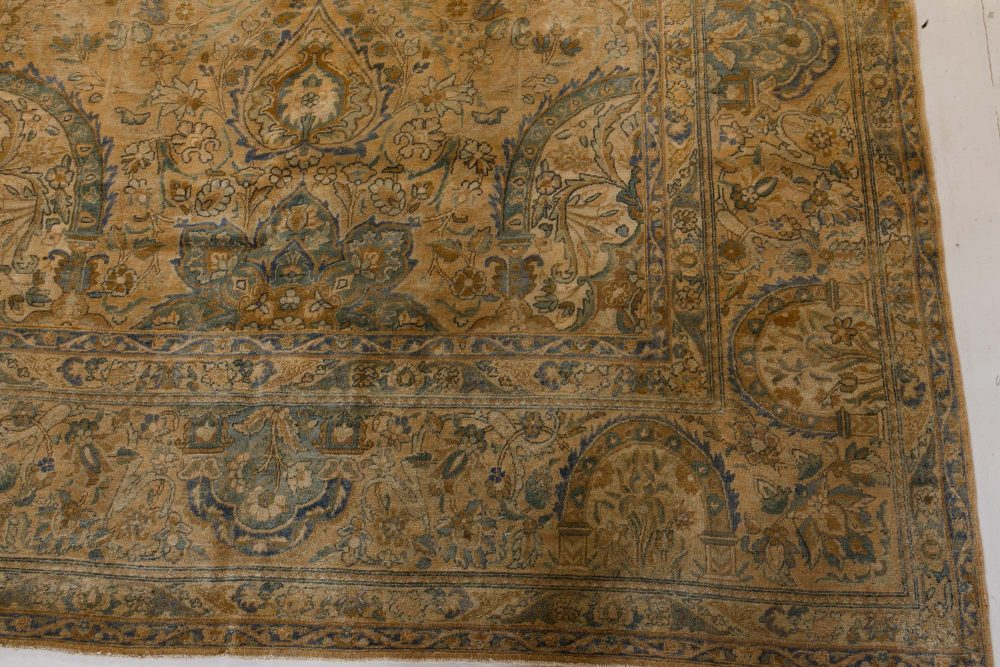 Vintage Persian Kirman Rug BB7335