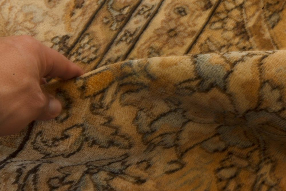 Vintage Persian Kirman Carpet BB7337