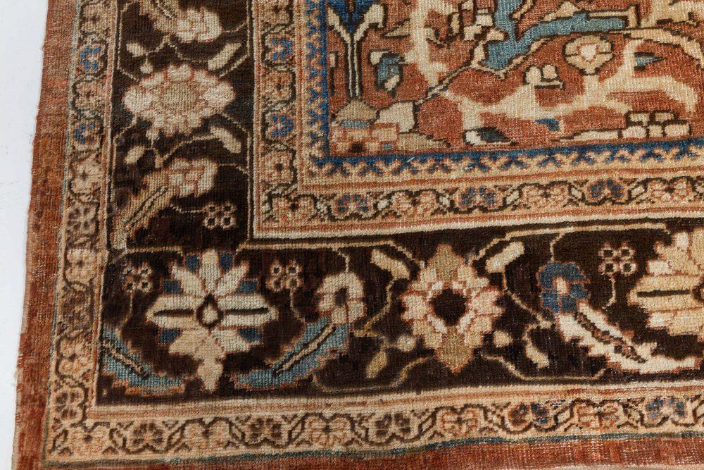 Antique Persian Sultanabad Carpet BB7377