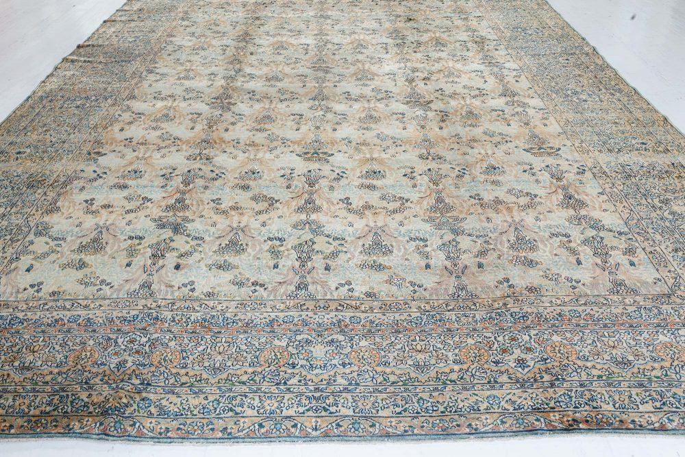 Vintage Persian Kirman Rug BB7380