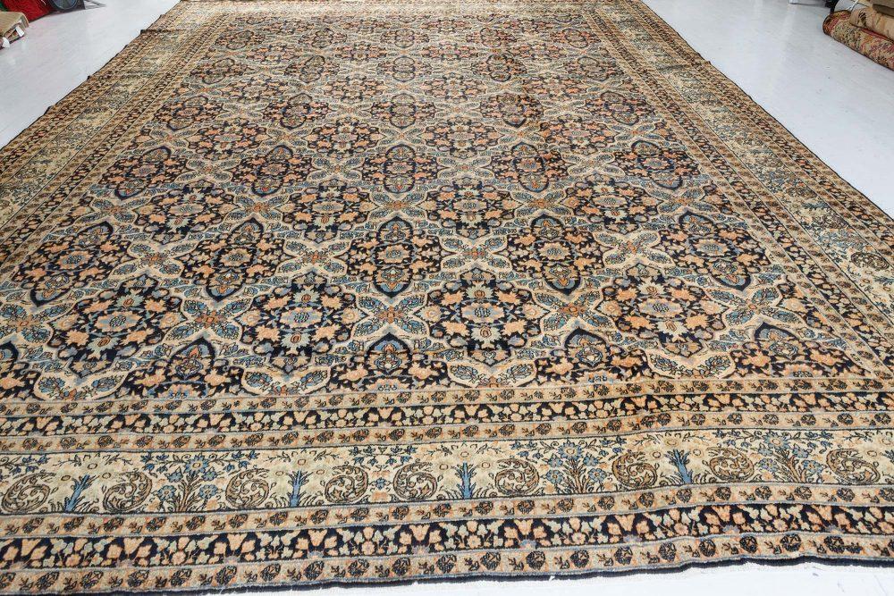 Antique Persian Kirman Rug BB7382