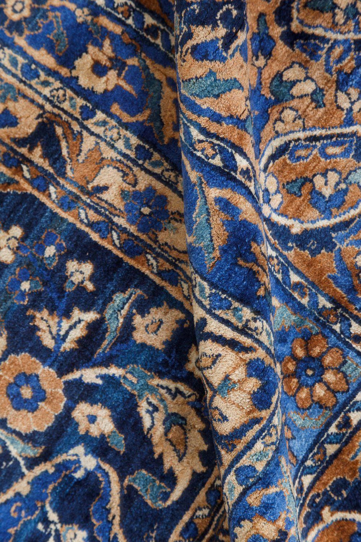 Antique Persian Kirman Rug BB7399