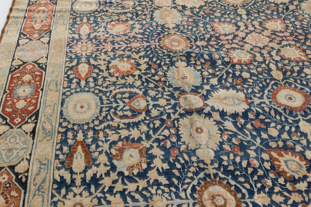 Antique Persian Tabriz Carpet BB7404