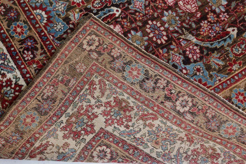 Antique Persian Tabriz Rug BB7406