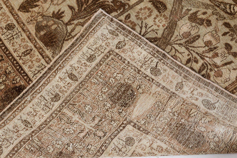 Antique Persian Tabriz Rug BB7407