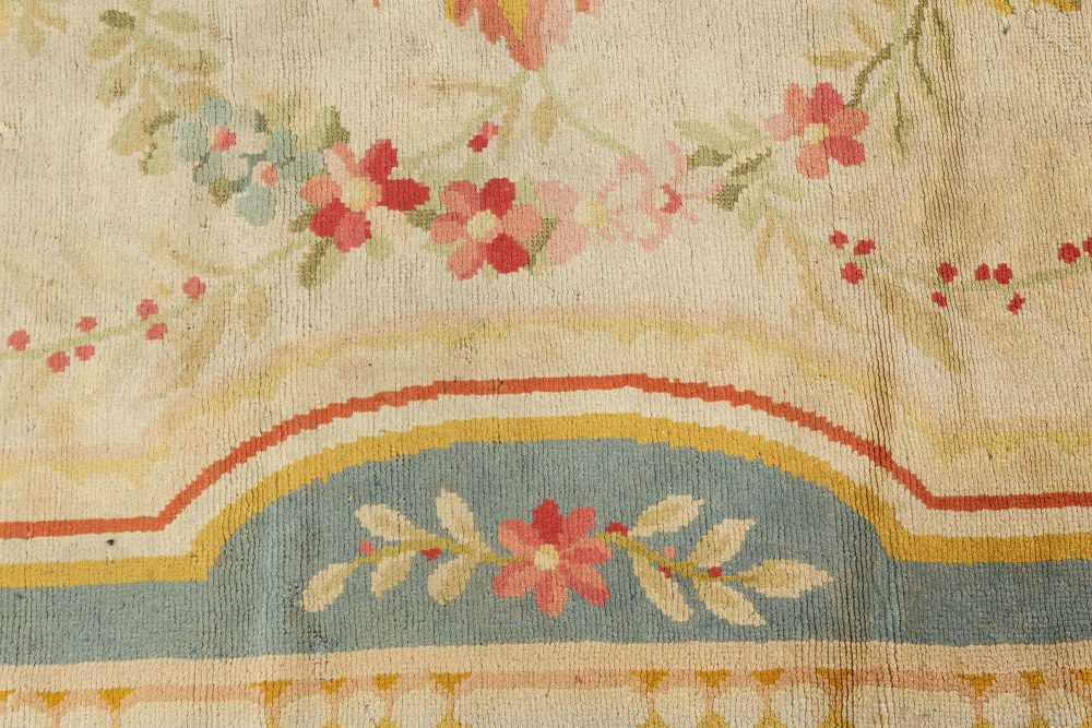 Antique Savonnerie Carpet BB7411