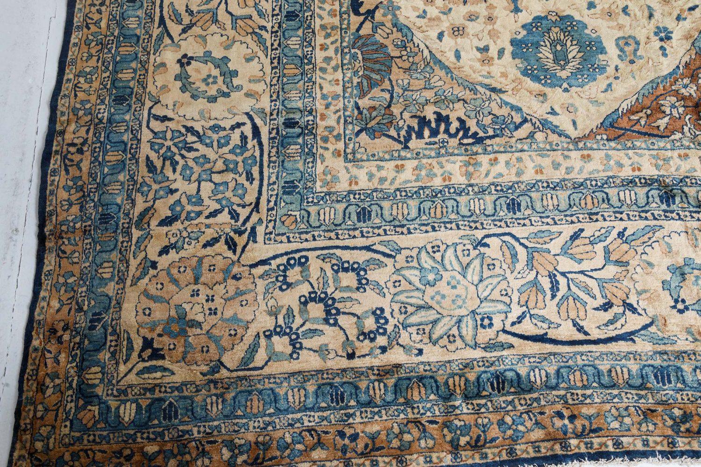 Antique Persian Kirman Rug BB7418