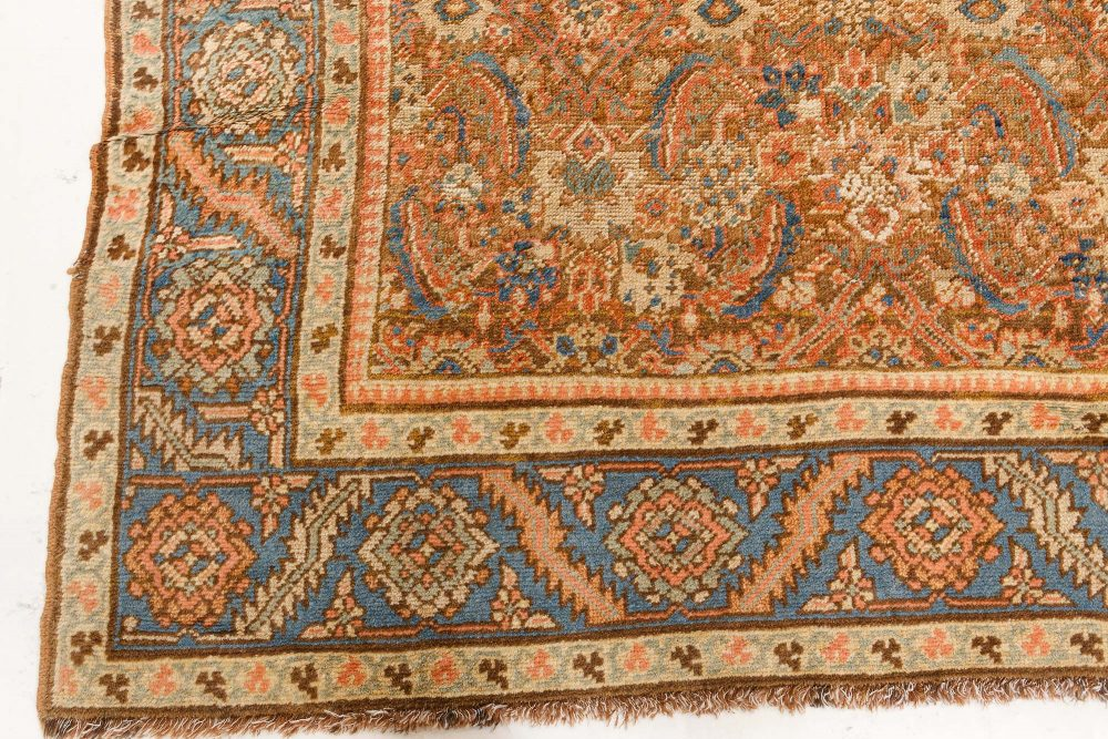 Antique Persian Feraghan Carpet BB7457