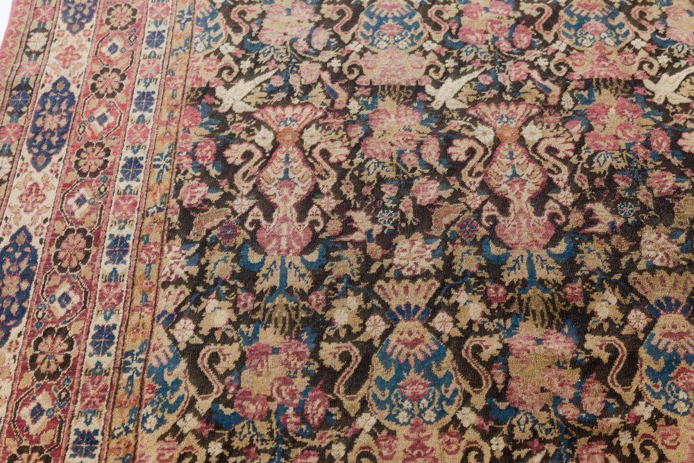 Antique Persian Kirman Carpet BB7463