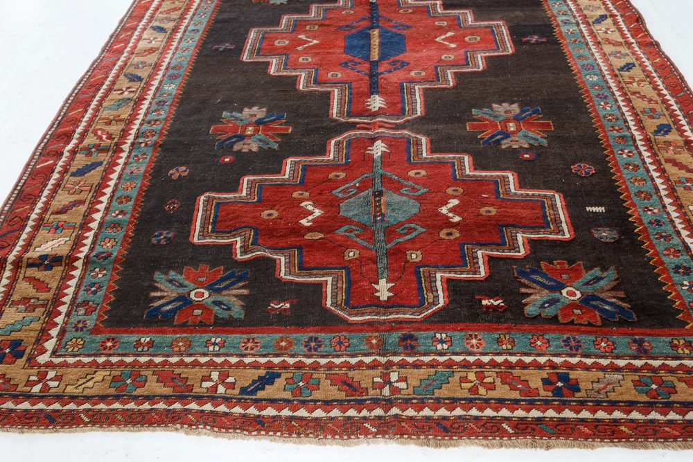 Antique Kazak Rug BB7464