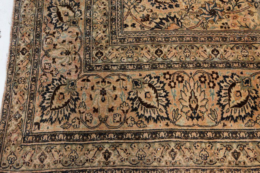 Antique Persian Meshad Rug BB7472