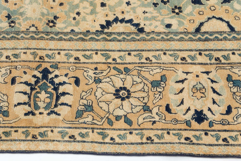 Antique Persian Tabriz Rug BB7479