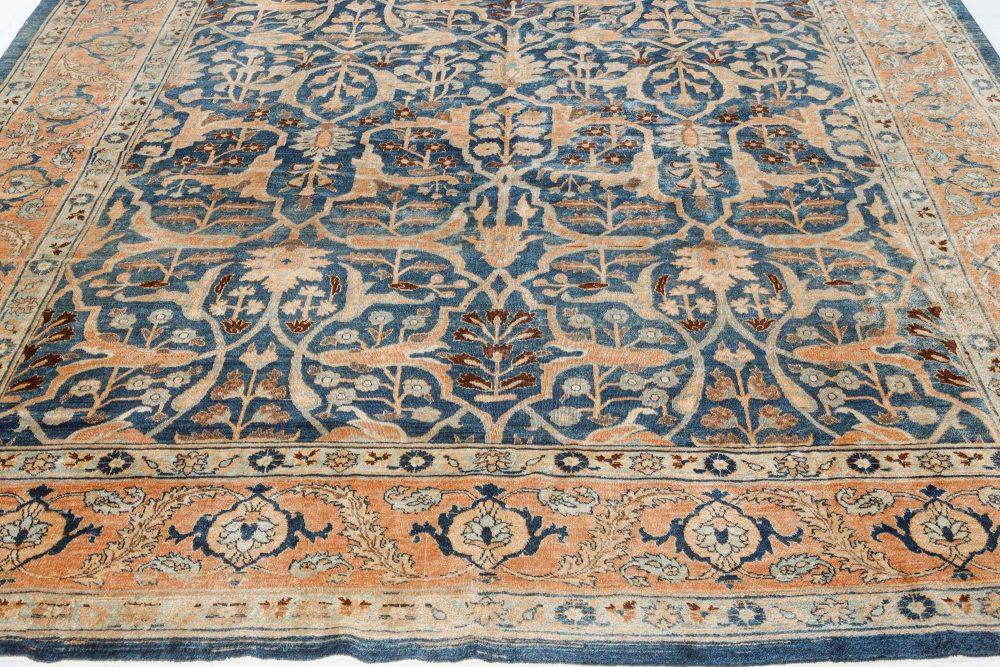 Antique Persian Tabriz Carpet BB7489