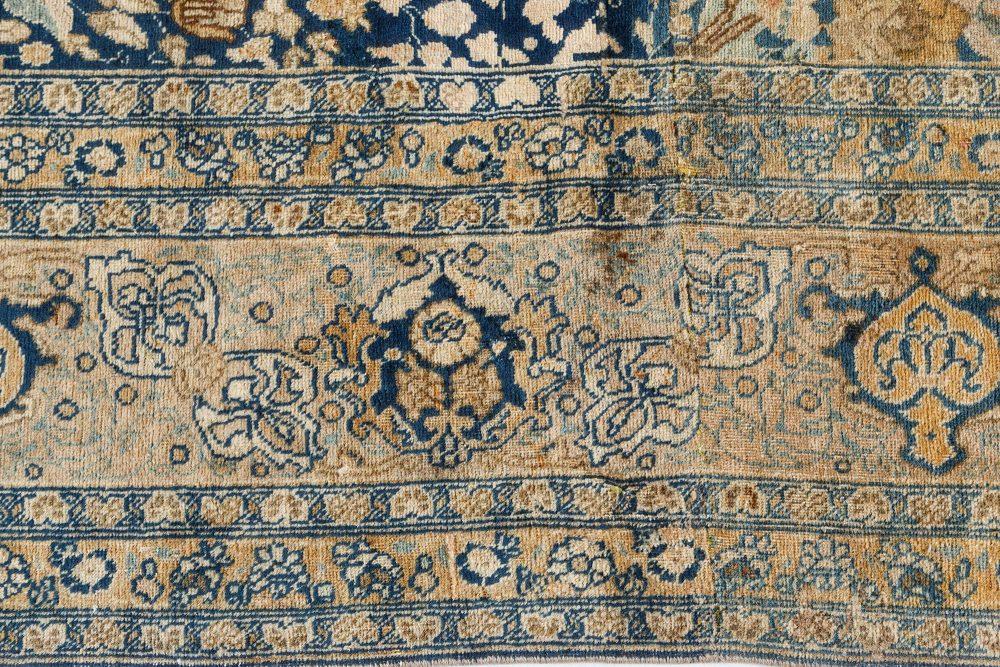 Antique Persian Tabriz Carpet BB7490